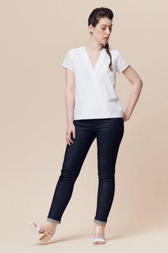 Patron pochette blouse femme Hoya par Deer&Doe dans la mercerie Makerist - Image 1