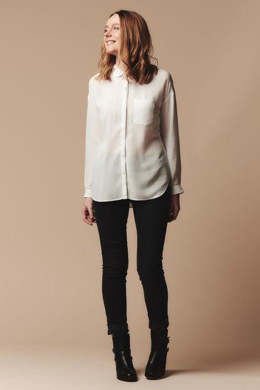 Patron pochette chemise femme Mélilot par Deer&Doe dans la mercerie Makerist - Image 1