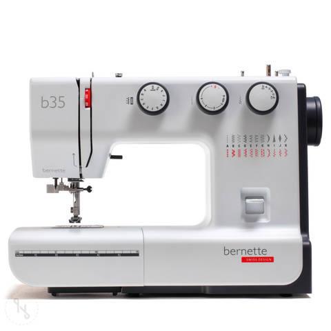Nähmaschine Bernette b35 im Makerist Materialshop