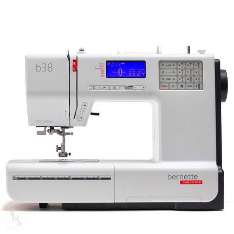Nähmaschine Bernette b38 im Makerist Materialshop