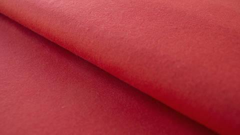 Korallfarbener Baumwolljersey: Coral - 160 cm im Makerist Materialshop