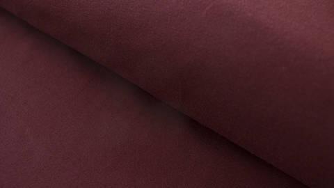 Jersey de coton Bordeaux - 160 cm dans la mercerie Makerist
