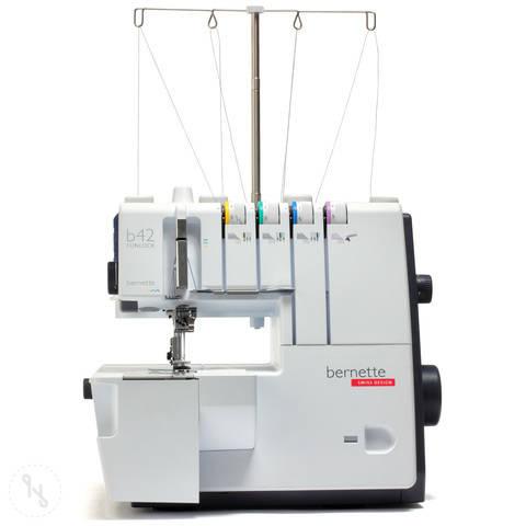 Overlock Bernette b42 Funlock im Makerist Materialshop