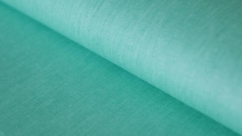 Mintfarben beschichtetes Wachstuch: Luisa - 155 cm im Makerist Materialshop