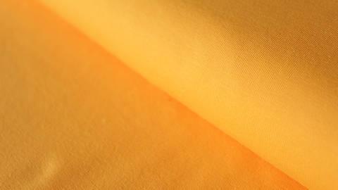 Gelber Uni Jerseystoff: Gitte - 160 cm im Makerist Materialshop