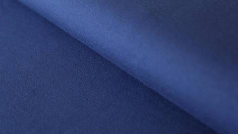 Viskosejersey uni dunkelblau: Ginza - 160 cm im Makerist Materialshop