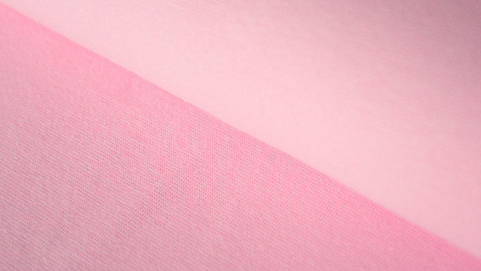 Bündchenstoff rosa: Heike - 100 cm im Makerist Materialshop - Bild 1
