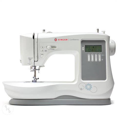 Nähmaschine Singer Confidence 7640Q im Makerist Materialshop