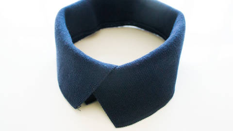 Polokragen - A10 blue navy im Makerist Materialshop