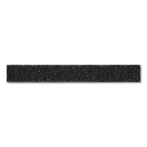 Flauschband selbstklebend 20 mm schwarz im Makerist Materialshop