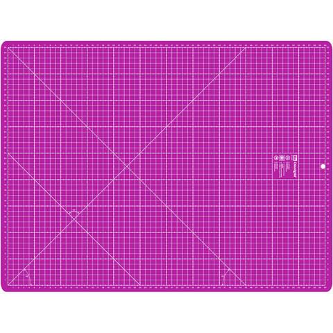 Schneideunterlage 45 x 60 cm cm/inch pink im Makerist Materialshop