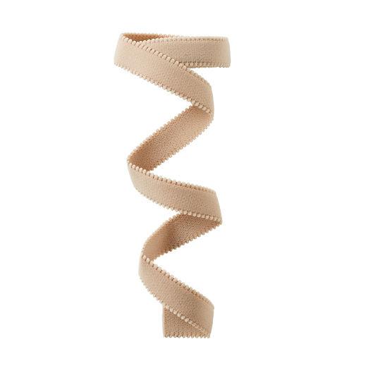 Elastic-Trägerband 15 mm haut im Makerist Materialshop - Bild 1