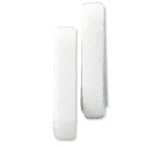 Haftverschlussband selbstklebend 20 mm weiß (A968645) im Makerist Materialshop