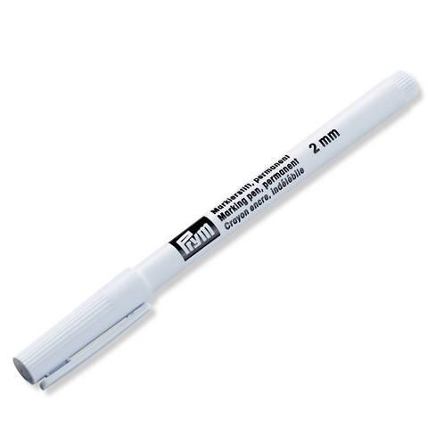 Markierstift permanent 2 mm schwarz im Makerist Materialshop