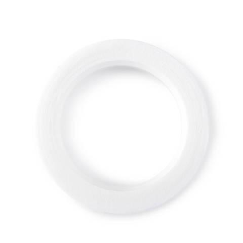 Vlies-Nahtband (bügeln) 10 mm weiß im Makerist Materialshop