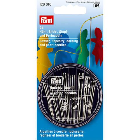 Näh/Stick/Stopf/Perlnadeln ST in Compact-Dose im Makerist Materialshop
