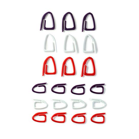 Maschenmarkierer KST farbig sortiert im Makerist Materialshop - Bild 1