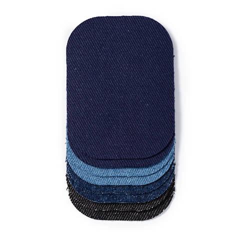 4x2 Patches Mini (zum Aufbügeln) 6 x 8 cm Jeans/CO im Makerist Materialshop