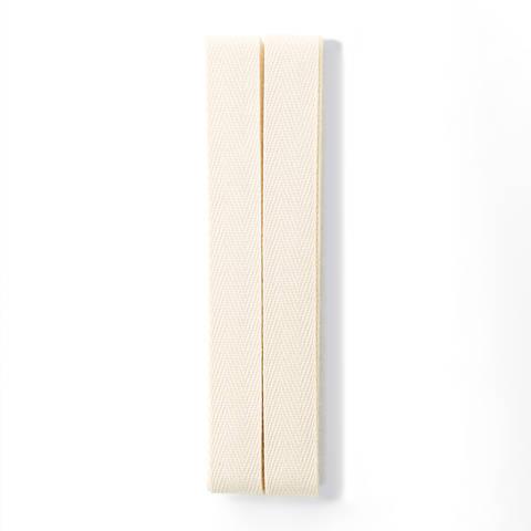 Espadrilles - Band 15 mm rohweiß im Makerist Materialshop