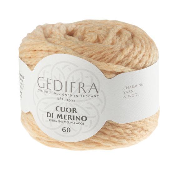 Cuor di Merino von Gedifra - 00201 beige im Makerist Materialshop - Bild 1