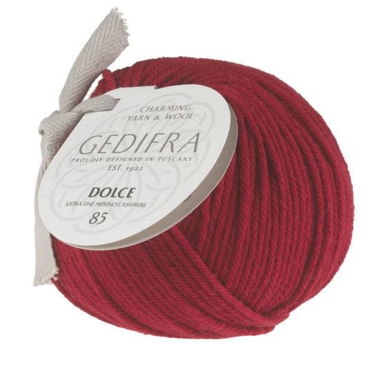 Dolce 85 von Gedifra - 00410 rot im Makerist Materialshop - Bild 1