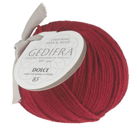 Dolce 85 von Gedifra - 00410 rot im Makerist Materialshop
