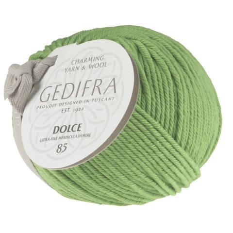 Dolce 85 von Gedifra - 00423 grün im Makerist Materialshop
