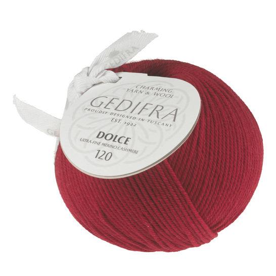 Dolce 120 von Gedifra - 00310 rot im Makerist Materialshop - Bild 1