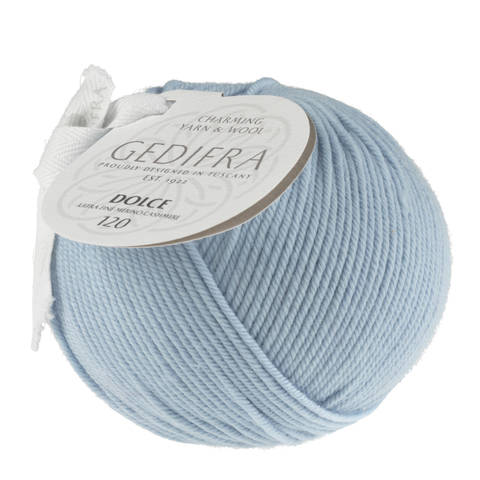 Dolce 120 von Gedifra - 00314 himmelblau im Makerist Materialshop