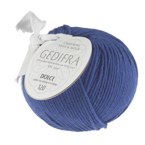 Dolce 120 von Gedifra - 00316 blau im Makerist Materialshop