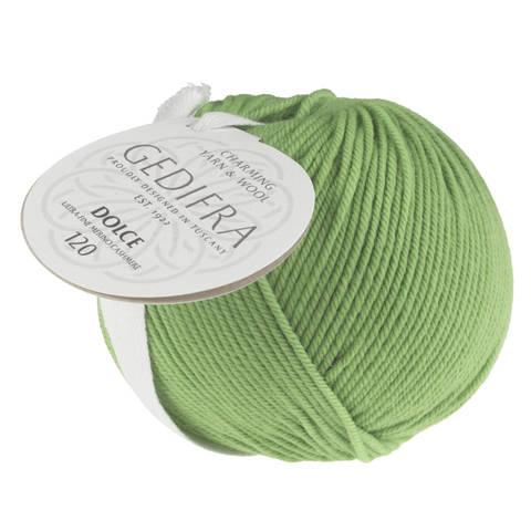 Dolce 120 von Gedifra - 00323 grün im Makerist Materialshop