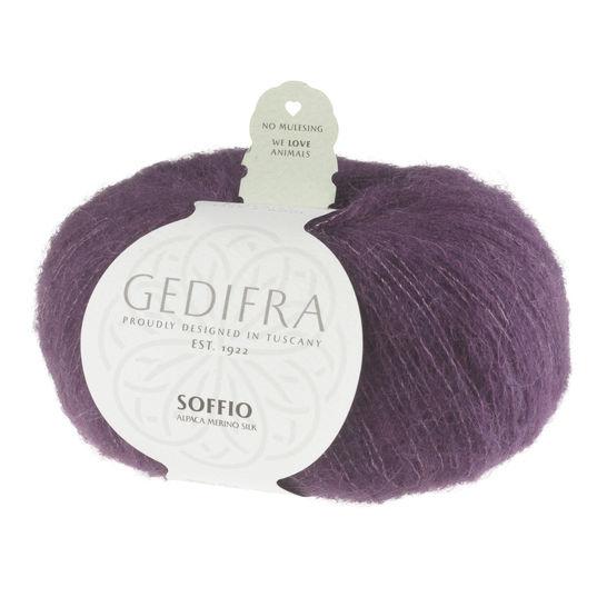 Soffio von Gedifra - 00616 lila im Makerist Materialshop - Bild 1