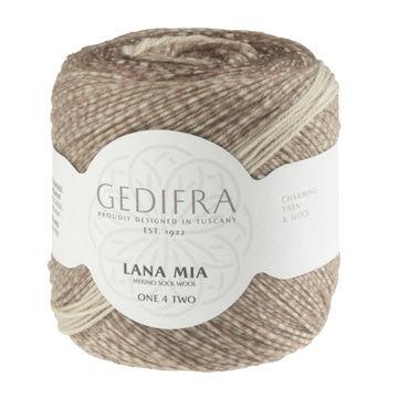 Lana Mia One 4 Two von Gedifra - 00952 braun im Makerist Materialshop - Bild 1