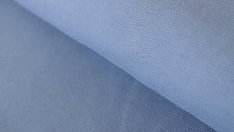 Tissu sweat bleu - 155 cm dans la mercerie Makerist