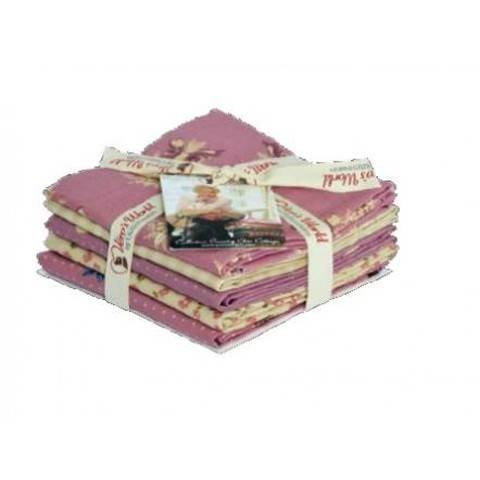 Fat Quarter Bundles von Gütermann creativ: Country Chic Cottage - 45 x 55 cm im Makerist Materialshop