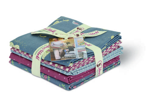 Fat Quarter Bundles von Gütermann creativ: Portofino - 45 x 55 cm im Makerist Materialshop