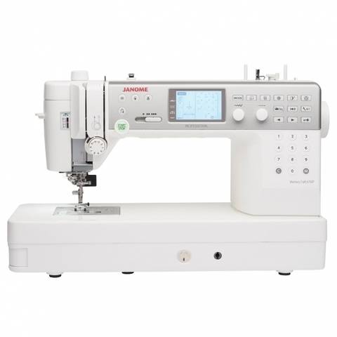 Nähmaschine Janome Memory Craft 6700P im Makerist Materialshop