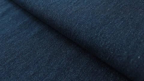 Denim bleu marine: Indigo - 145 cm dans la mercerie Makerist