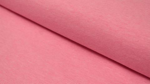 Baumwolljersey rosa meliert: Avalana Melange - 160 cm im Makerist Materialshop