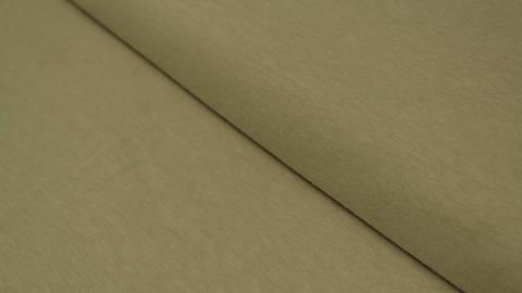 Baumwolljersey gelb-grün meliert: Avalana Melange - 160 cm im Makerist Materialshop