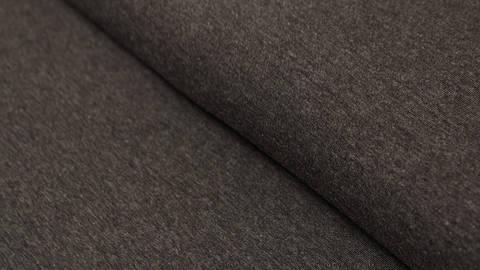 Baumwolljersey schwarz meliert: Avalana Melange - 160 cm im Makerist Materialshop