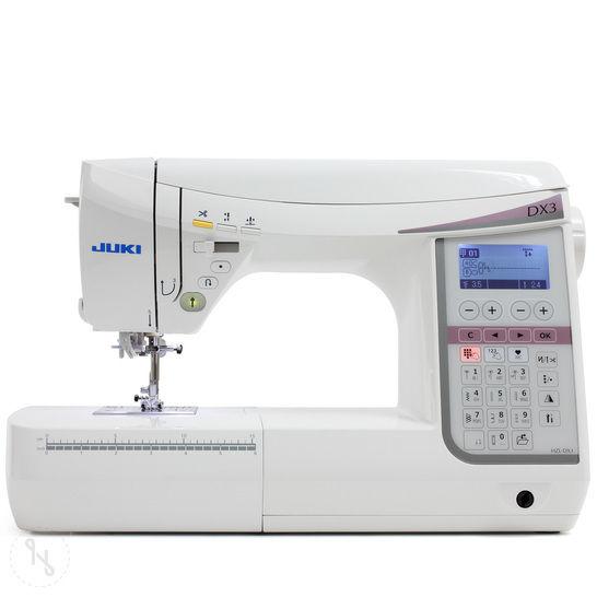 Nähmaschine Juki HZL-DX3 im Makerist Materialshop - Bild 1