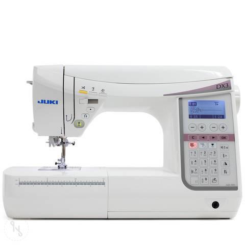 Nähmaschine Juki HZL-DX3 im Makerist Materialshop
