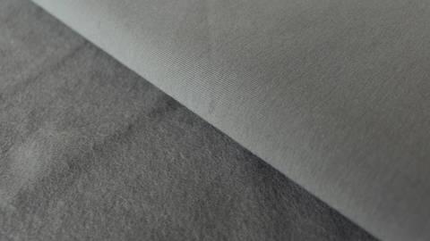 Tissu gris foncé pour sweat : Eike - 155 cm dans la mercerie Makerist