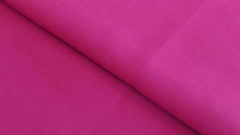 Beerenfarbener Uni Radiance Viskose - 142 cm im Makerist Materialshop