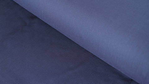 Navyfarbener Uni Radiance Viskose - 142 cm im Makerist Materialshop