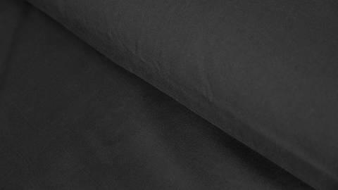 Schwarzer Uni Radiance Viskose - 142 cm im Makerist Materialshop