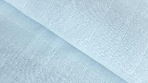 Hellblauer Uni Baumwollstoff Musselin - 140 cm im Makerist Materialshop