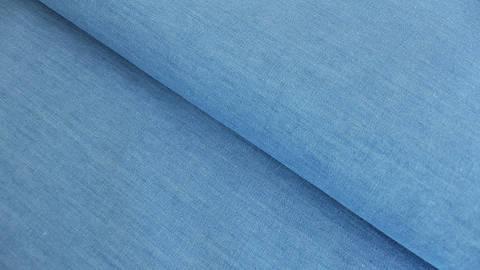 Jeansstoff hellblau - 142 cm im Makerist Materialshop