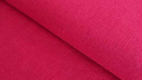 Leinenstoff rot: Damiel - 140 cm im Makerist Materialshop